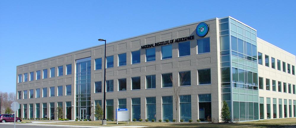 National Institute of Aerospace building in Hampton, VA